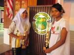 Juara Kelas 1 dan Juara Kelas 11