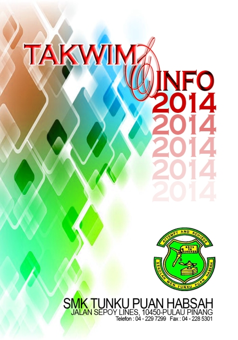 kulit Takwim 2014