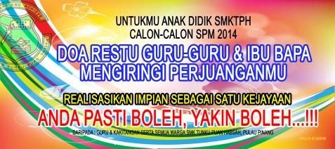 selamat spm 14b